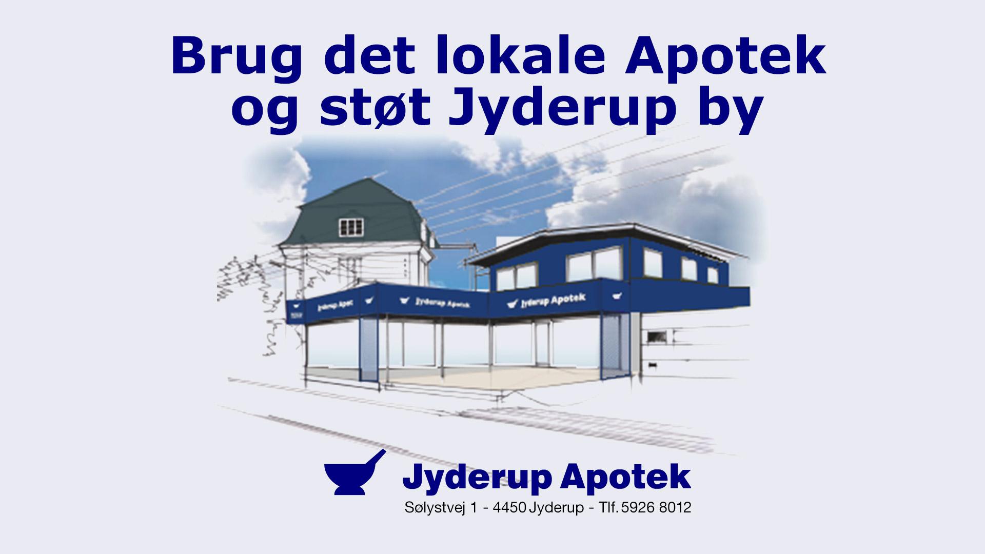 Jyderup Apotek