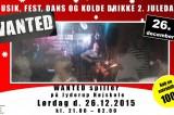 MUSIK, FEST, DANS OG KOLDE DRIKKE 2. JULEDAG KL. 21-02 på Jyderup Højskole