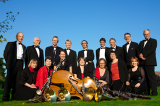 Nytårskoncert d. 30.01.2016, kl. 15 med Mozart og Strauss i Holmstrup Kirke