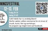 CAFÉ HABIBI ÅBNINGSFESTIVAL d. 12. og 13. februar 2016