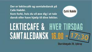 Lektiecafé - hjælp til vore nye borgere @ Jyderup | Danmark