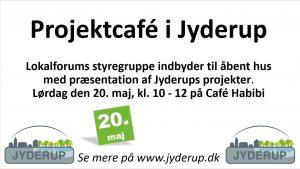 Projektcafé i Jyderup