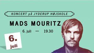 Koncert med Mads Mouritz