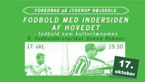 Foredrag: Fodbold med indersiden af hovedet
