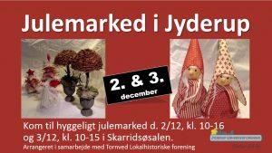 Julemarked i Skarridsøsalen