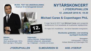 Nytårskoncert i Jyderup Hallen