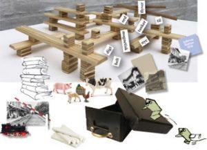 Workshop - Midlertidig byrumsaktivitet 2 @ Skarridsøsalen | Jyderup | Danmark