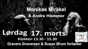 Gravers Graversen og Susan Ørum fortæller