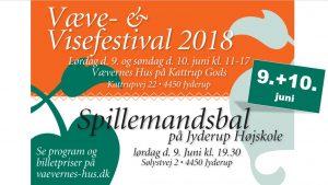 Vævefestival 2018