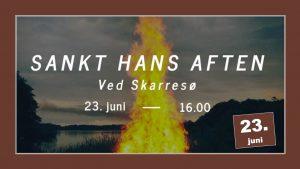 Sankt Hans Aften ved Skarresø