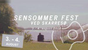 SENSOMMER FEST VED SKARRESØ