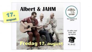 Blues på dansk i Habibi