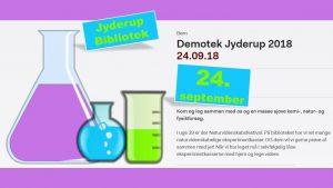 Demotek i Jyderup Bibliotek