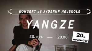 Koncert på Jyderup Højskole med Yangze