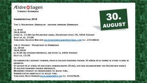 Vandrefestival - TUR 2 - i Holmstrup, Hørdalen d. 30/8-18