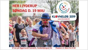 KLOVNELØB 2019 i Jyderup