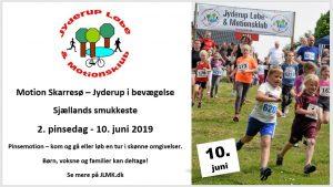Motion Skarresø - Sjællands smukkeste løb - 2 km - 6 km - 10,5 km - 21 km @ Jyderup Campingplads | Jyderup | Danmark