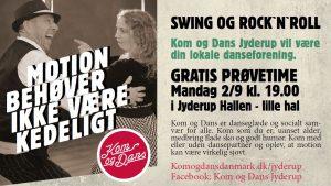 MOTION BEHØVER IKKE VÆRE KEDELIGT @ Jyderup Hallen, lille hal | Jyderup | Danmark