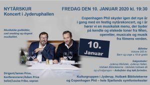 NYTÅRSKUR - Koncert i Jyderuphallen @ Jyderup Hallen | Jyderup | Danmark