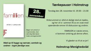 Tænkepauser i Holmstrup @ Holmstrup Kirke | Jyderup | Danmark