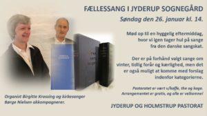 FÆLLESSANG I JYDERUP SOGNEGÅRD @ Jyderup Sognegård