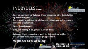 Kåring af årets Mønsterbryder og Ildsjæl d. 31/1-2020, kl. 16-18 i Skarridsøsalen @ Skarridsøsalen | Jyderup | Danmark