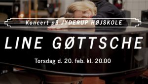 Line Gøttsche – Omonia på Jyderup Højskole @ Jyderup Højskole | Jyderup | Danmark