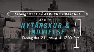 Kom til NYTÅRSKUR OG INDVIELSE på Jyderup Højskole @ Jyderup Højskole | Jyderup | Danmark
