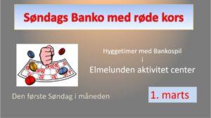 Søndagsbanko