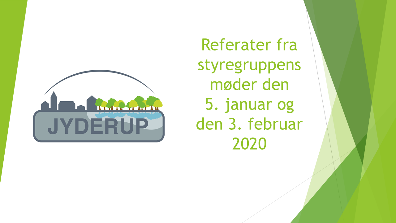 Opdater referater