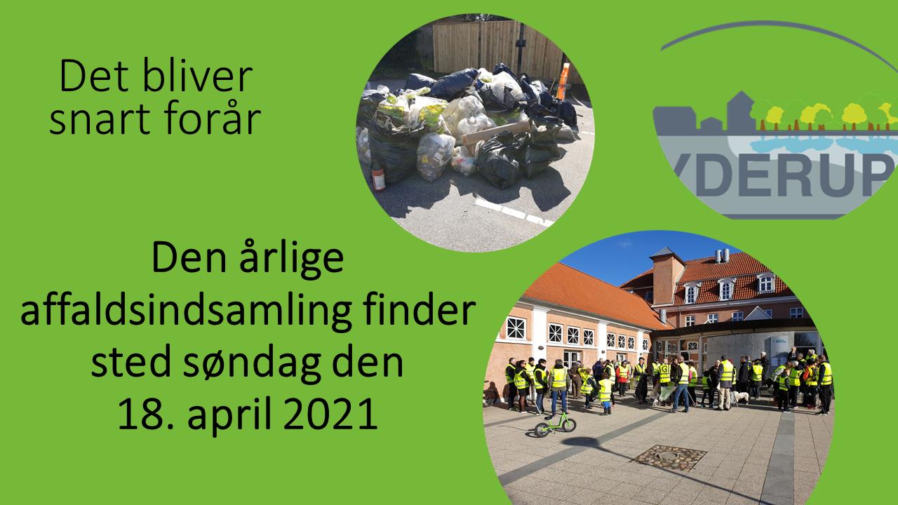 Opdater affaldsindsamlingen