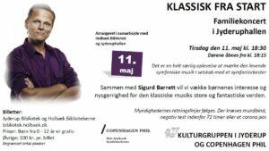 KLASSISK FRA START @ Jyderup Hallen | Jyderup | Danmark