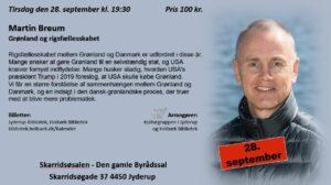 Martin Breum - Grønland og rigsfællesskabet